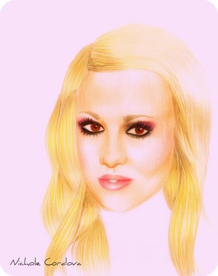 Nichole Cordova by Brooke-chixxe